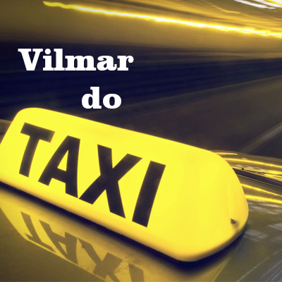 Vilmar do Taxi Lagoa da Prata MG