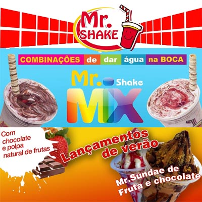 Mr. Shake Lagoa da Prata MG