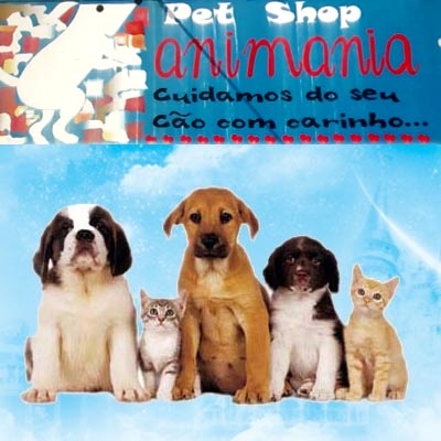 Pet Shop Animania Lagoa da Prata MG