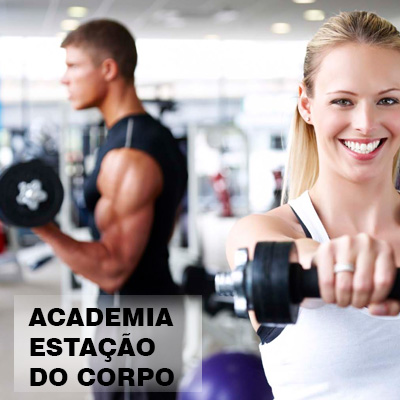 Academia Estaçao do Corpo Lagoa da Prata MG